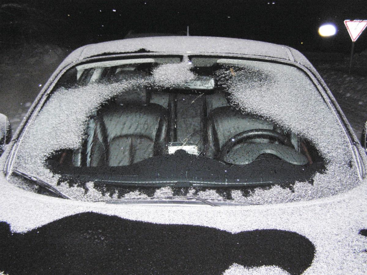 Как бороться с запотеванием стекол в автомобиле. Чтобы стекла в машине 87