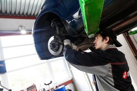 Замена колодок, тормозных дисков, тормозной жидкости и ремонт тормозной системы