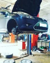 ремонт передней и задней подвески Ford Focus II